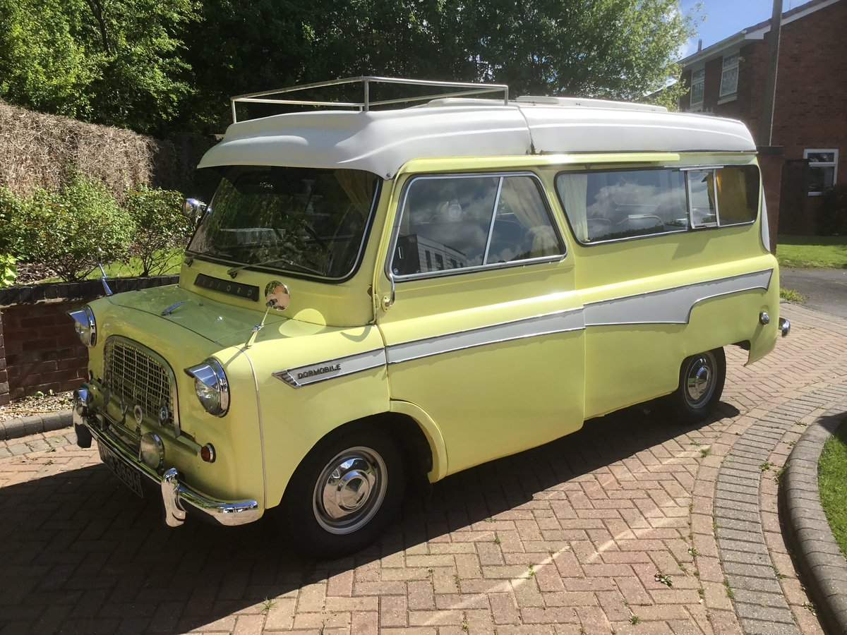 1970 Bedford CA Doormobile For Sale (picture 1 of 6)