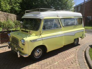 1970 Bedford CA Doormobile For Sale