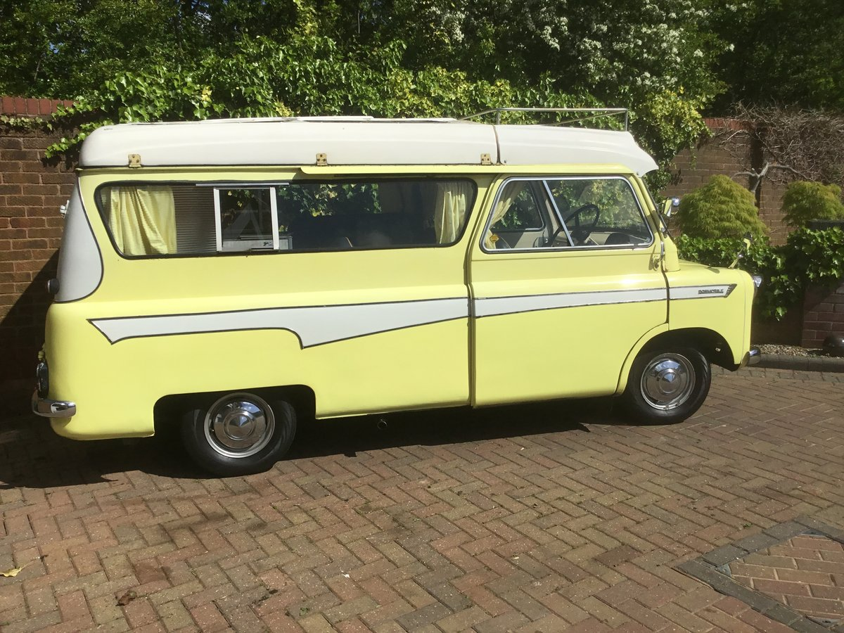 1970 Bedford CA Doormobile For Sale (picture 2 of 6)