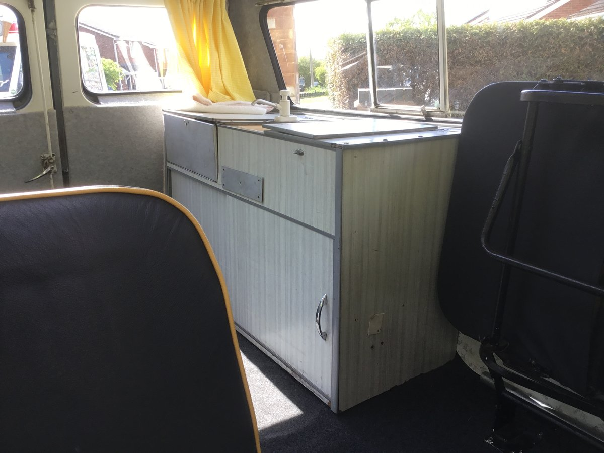 1970 Bedford CA Doormobile For Sale (picture 4 of 6)