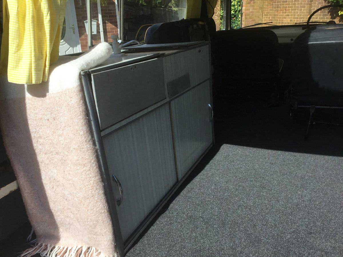 1970 Bedford CA Doormobile For Sale (picture 5 of 6)