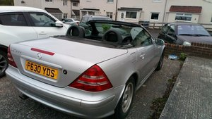 SLK230 Kompressor 2.3L 1997 For Sale