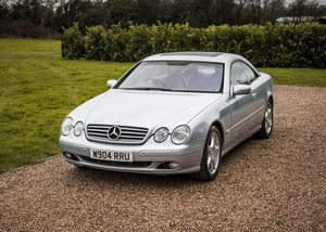 2000 Prestine CL600 For Sale