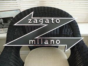 Zagato Emblem