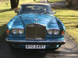 1979 One former Keeper 20700 Miles FSH Owned By Royals For Sale