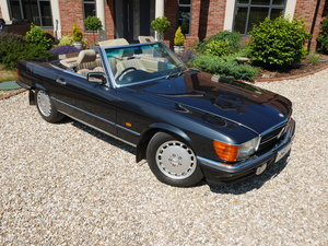 Beautiful Mercedes Benz 300SL 1987 For Sale