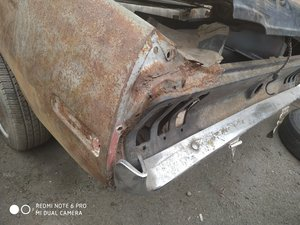 1968 Ford Mustang Covertible Rolling chassis For Sale