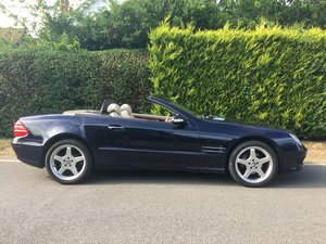2003 Sl 350 1 private owner,68k mls from new with s/h For Sale