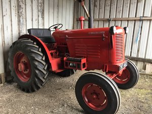 1954 David Brown 50D tractor  For Sale