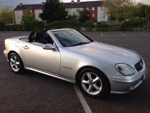 2002 Mercedes Benz SLK 230K For Sale