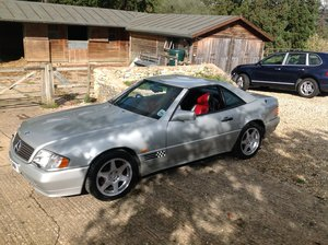 1995 SL500 Mille Miglia edition For Sale