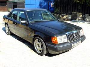 1991 Mercedes 230 E class, 4 door For Sale