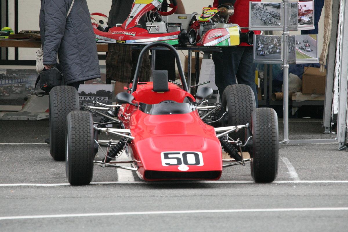 1971 Elden Formula Ford Mark 8 For Sale (picture 1 of 5)