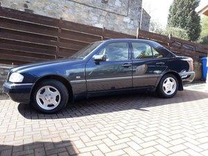 1996 Mercedes C280 Elegance Auto W202