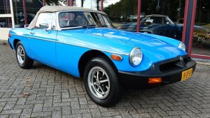 mgb roadster Well cared for 1979 left hand drive
