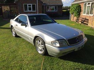 Mercedes SL300 24V 1992 500 Spec low miles £7900 For Sale