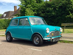 1963 Speedwell-tuned Austin Mini Mark 1 Super De Luxe For Sale