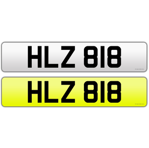 HLZ 818 Registration Hilary, Hils, Hill, Hills For Sale