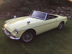 MGB Roadster 1967  For Sale