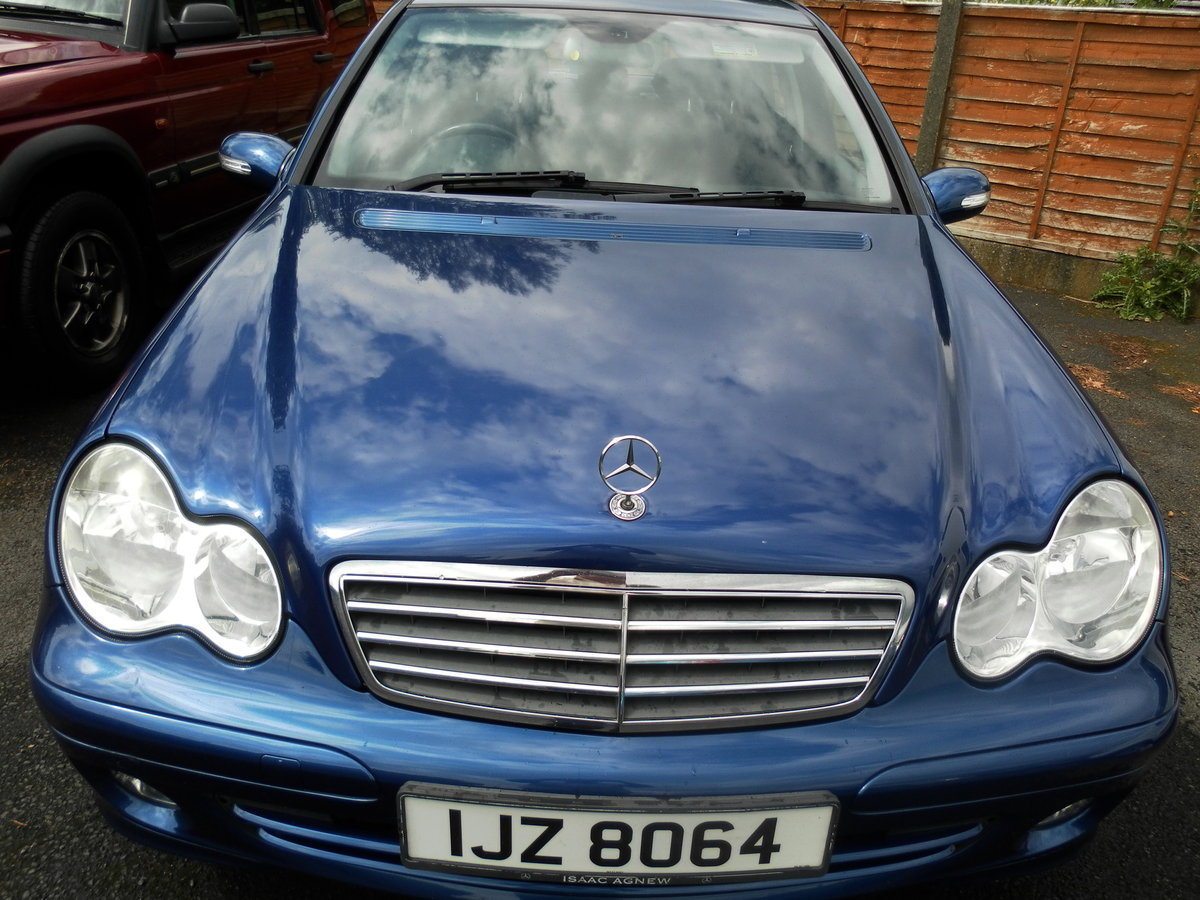 2005 Mercedes c180 classic s.e. Auto stunning condition For Sale (picture 3 of 6)