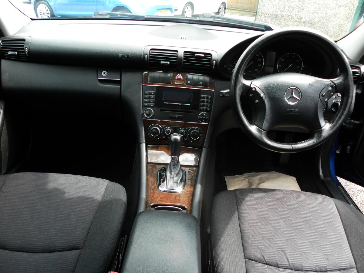 2005 Mercedes c180 classic s.e. Auto stunning condition For Sale (picture 6 of 6)
