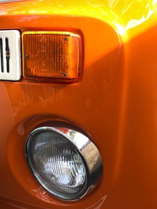 1973 Lovely Dugley - a great VW T2 Bay, just restored