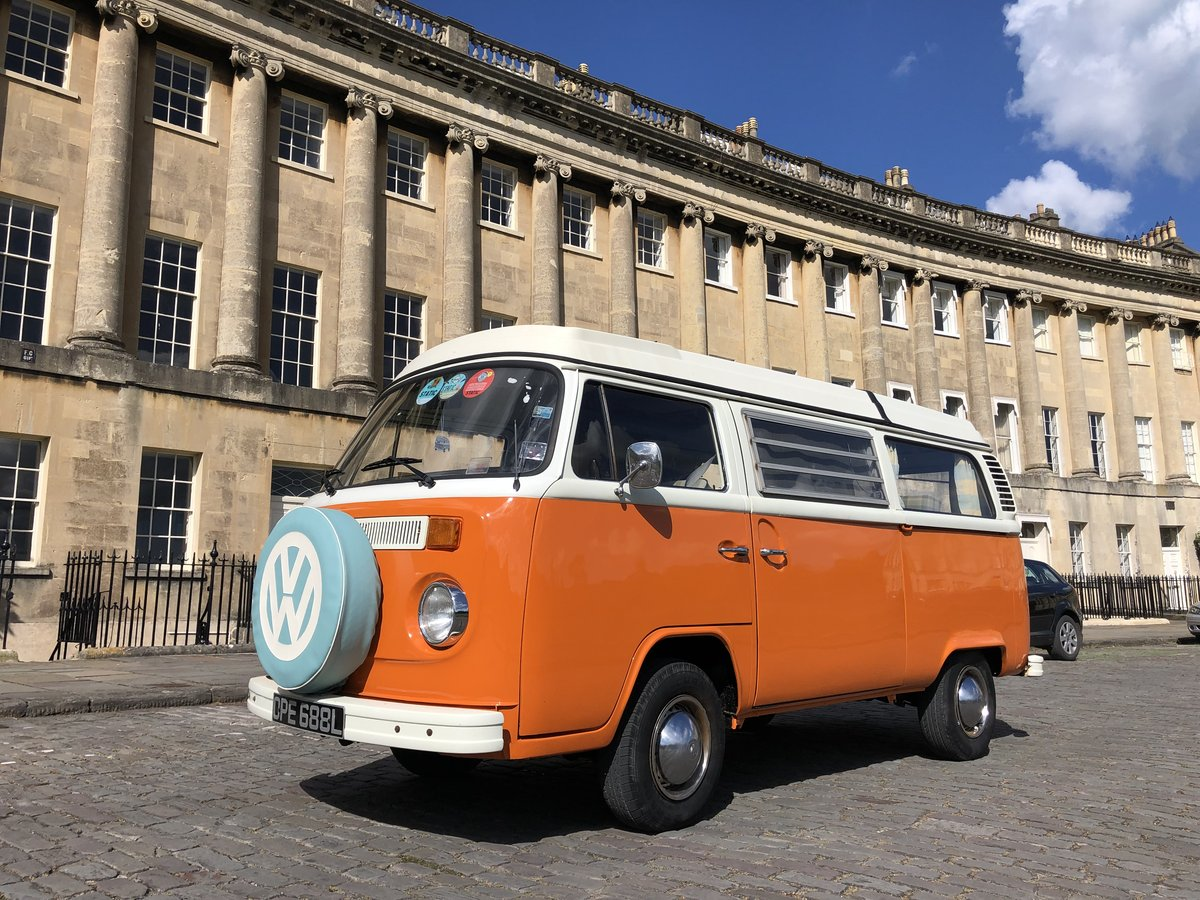 1973 Lovely Dugley - a great VW T2 Bay SOLD (picture 2 of 6)