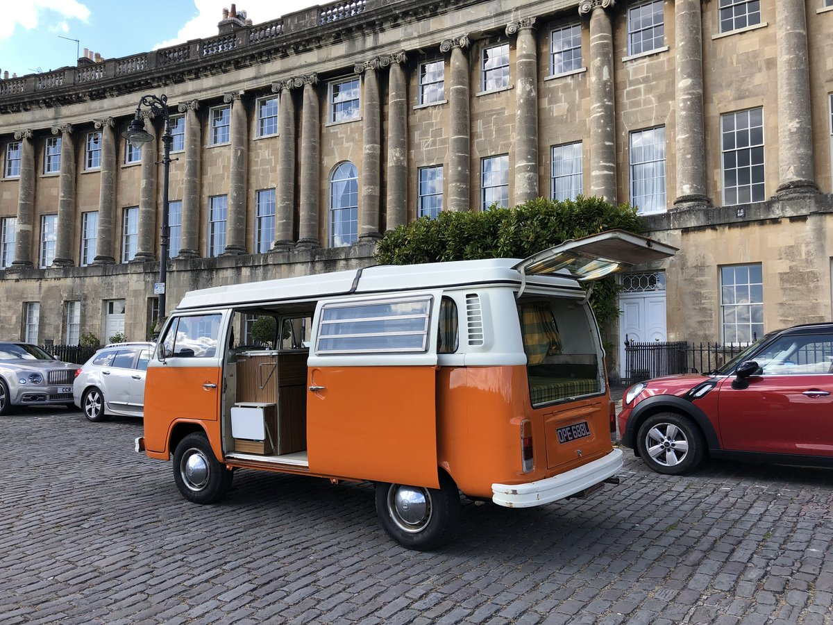 1973 Lovely Dugley - a great VW T2 Bay SOLD (picture 3 of 6)
