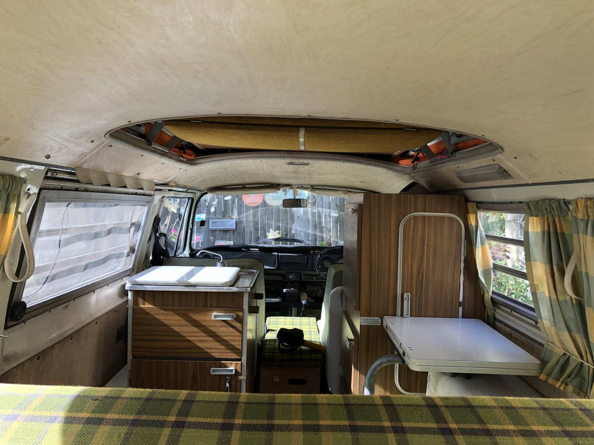 1973 Lovely Dugley - a great VW T2 Bay SOLD (picture 4 of 6)