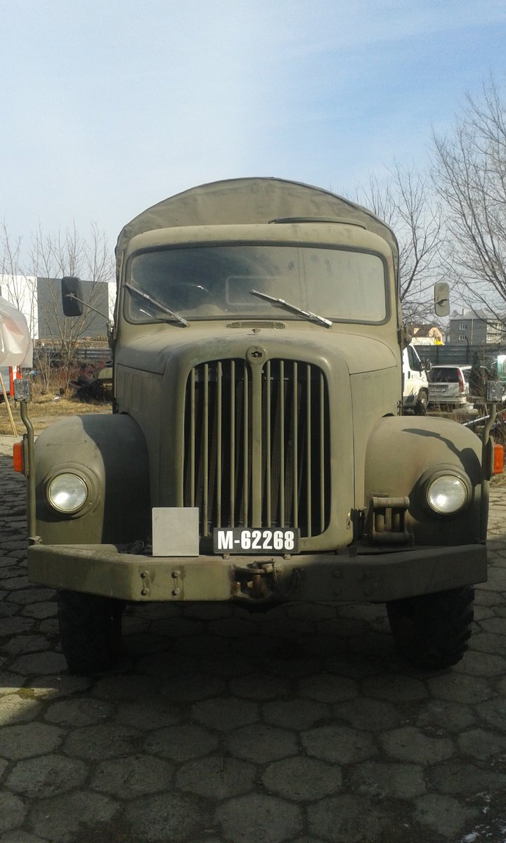 1960 Saurer 2VM For Sale (picture 1 of 6)