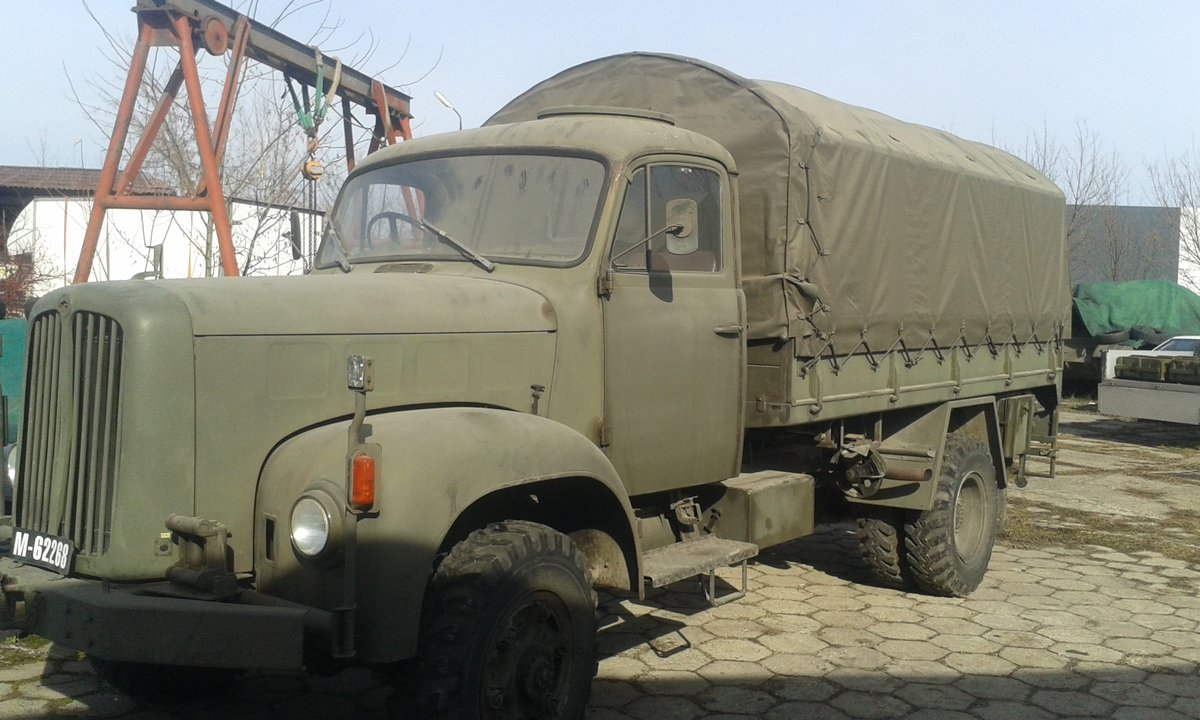 1960 Saurer 2VM For Sale (picture 2 of 6)