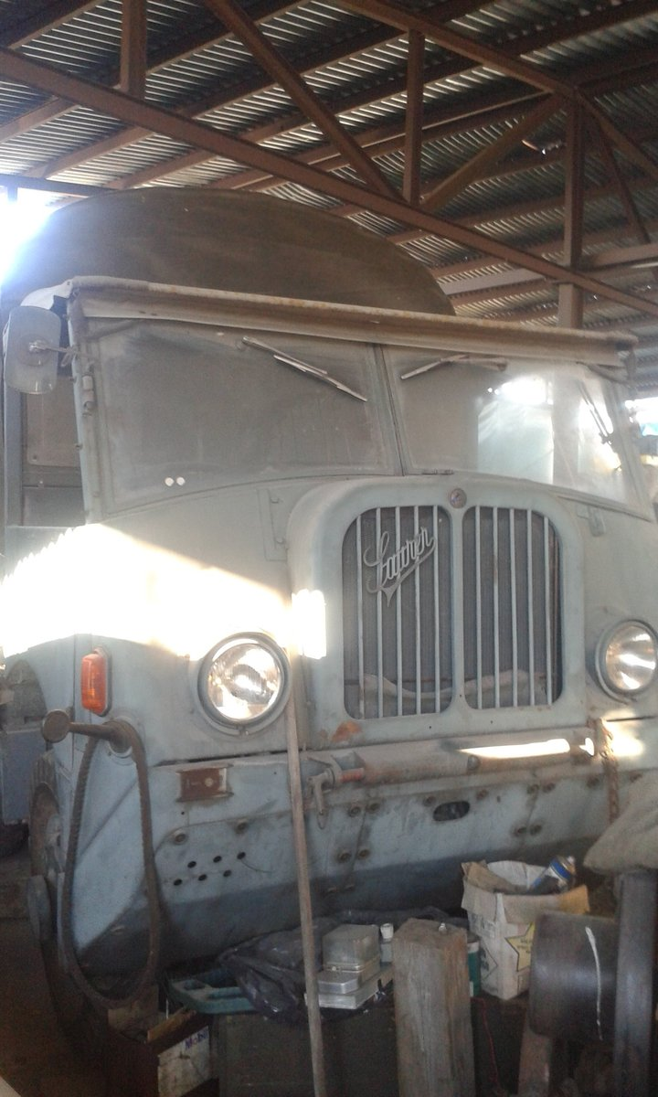 1942 Saurer 6M For Sale (picture 1 of 5)