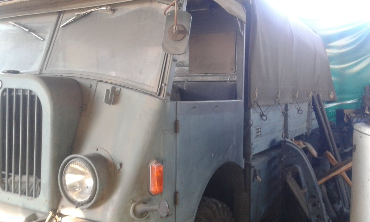 1942 Saurer 6M For Sale (picture 4 of 5)