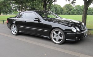 2006 CL500 AMG Package For Sale