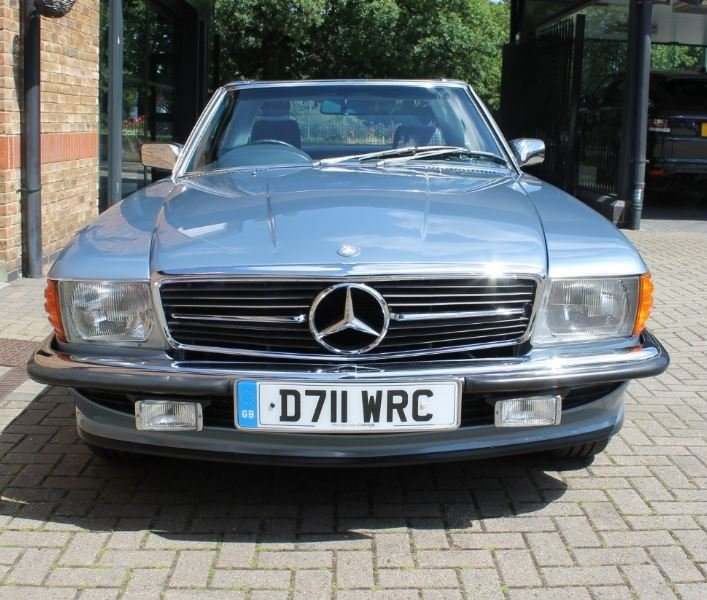 1987 Mercedes Benz SL 300 For Sale (picture 2 of 6)