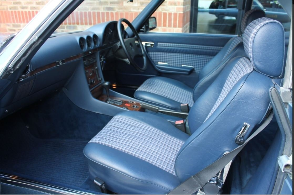 1987 Mercedes Benz SL 300 For Sale (picture 5 of 6)