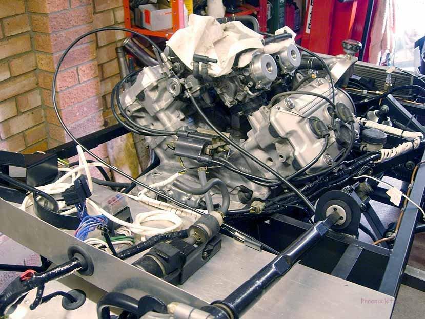 2001 Stuart taylor phoenix Track & Kit Car For Sale (picture 2 of 6)
