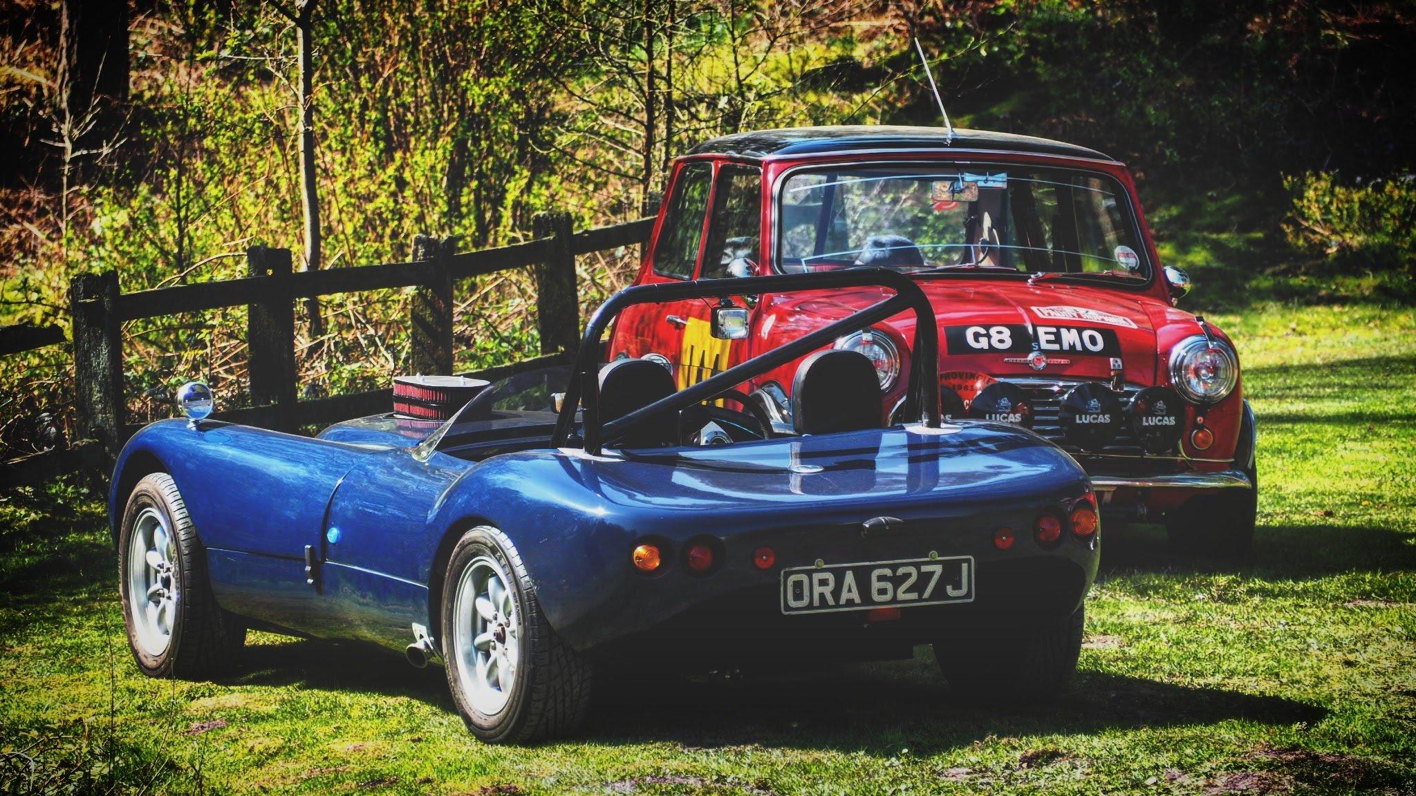 2001 Stuart taylor phoenix Track & Kit Car For Sale (picture 4 of 6)