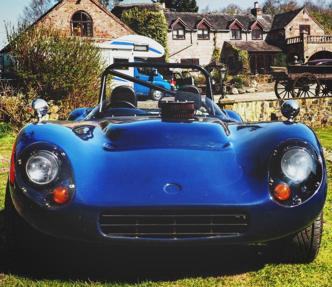 2001 Stuart taylor phoenix Track & Kit Car For Sale (picture 5 of 6)