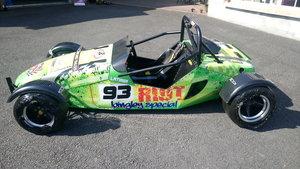 2012 Sylva Riot sprint hill climb track car