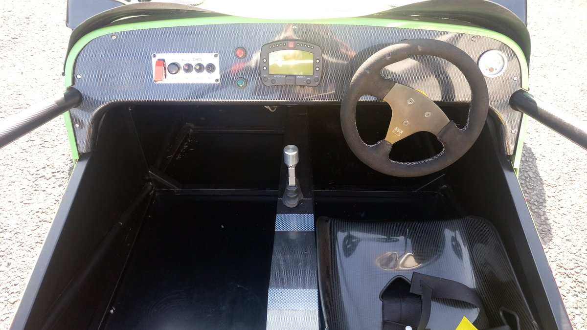 2012 Sylva Riot sprint hill climb track car For Sale (picture 4 of 6)