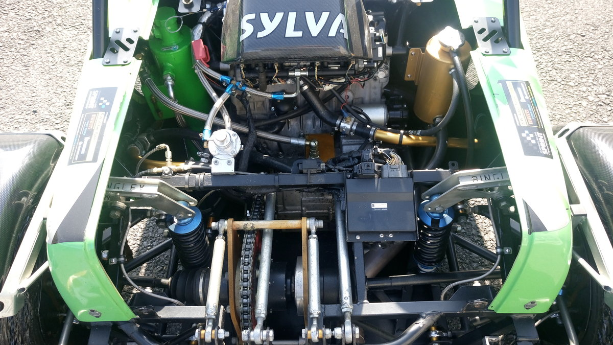 2012 Sylva Riot sprint hill climb track car For Sale (picture 6 of 6)