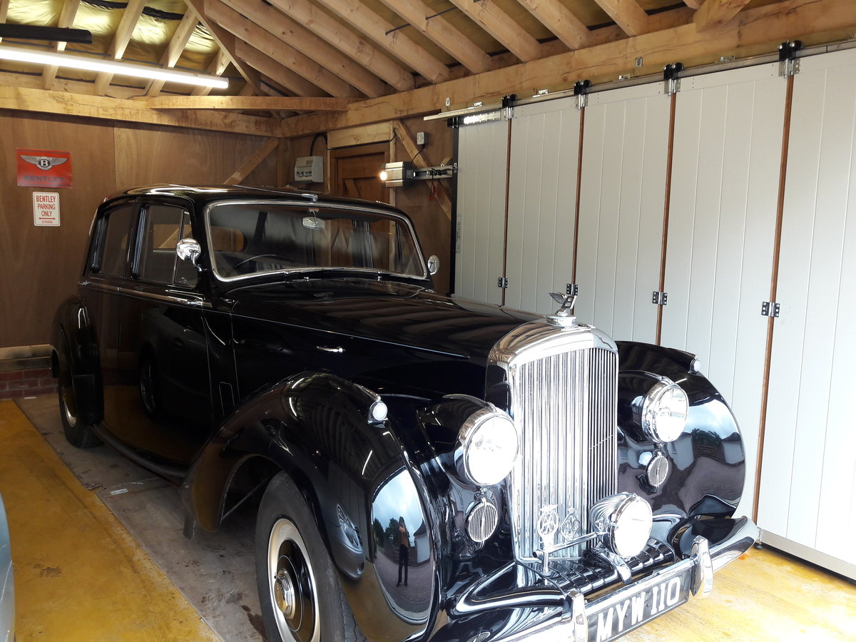1952 Bentley Mk 6 Big Bore  For Sale (picture 1 of 1)