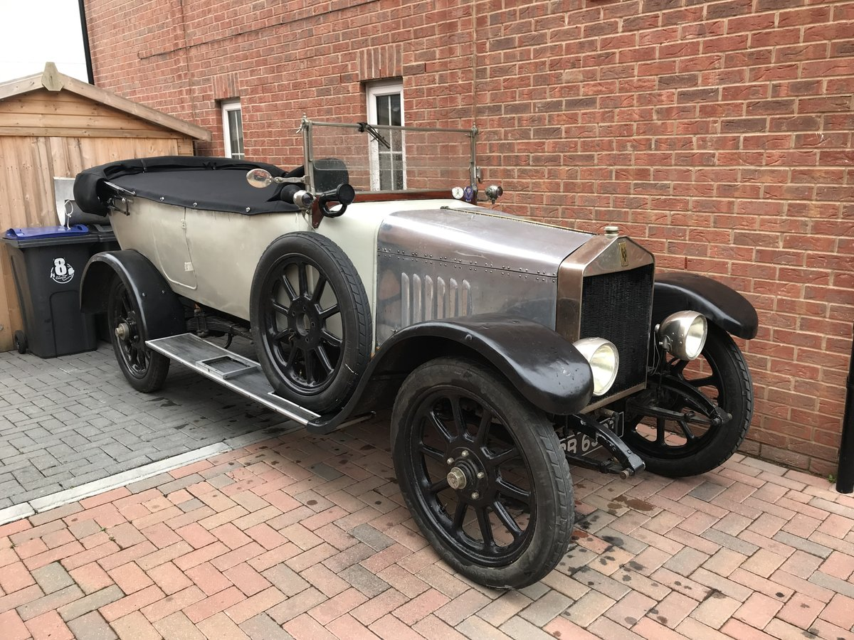 1920 VW (Varley-Woods) SOLD (picture 1 of 6)