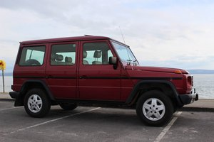 1991 Mercedes-Benz G Wagon RHD For Sale