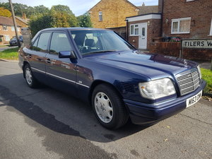 Mercedes W124 For Sale | Car and Clic on