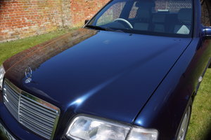 2000 Immaculate C43 AMG - Low mileage, Azurite Blue For Sale