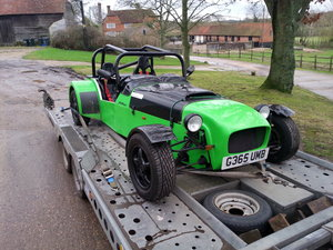 2002 Blade engined MK indy road registered For Sale