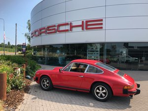 rare LHD 1976 Porsche 911s manual reduced price!! For Sale