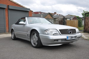 1999 Mercedes-Benz SL320 V6 Engine For Sale